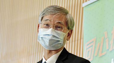 羅致光:須短期內增加院舍疫苗接種率 否則探訪安排放寬無期