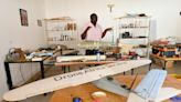 African businessman turns dreams into drones in Niger