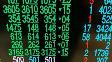台股早盤大跌187點 航運逆勢漲