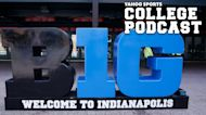 College Podcast video: Does the Big 10 cancelling non-conference games give us hope?
