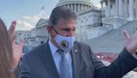 Sen. Joe Manchin responds to concerns over COVID outbreak at boat party