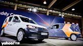 2021 Volkswagen Nutzfahrzeuge Caddy Cargo正式發表!潮流商務新風貌登場!