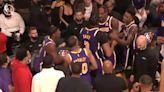 NBA/湖人內鬨? 戴維斯、哈沃德場邊爆發衝突