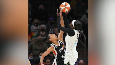 Sky look to break 1-1 WNBA finals tie against Mercury