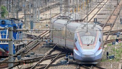 中秋小長假首日 全國鐵路料發送旅客逾千萬人次