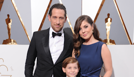 Jacob Tremblay's Parents Are His Biggest Fans (and #CoupleGoals)