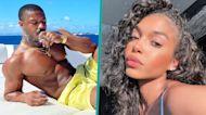 Michael B. Jordan's New Love Lori Harvey Drops Flirty Comment On His Latest Shirtless Snap