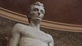 People are thirsting over this unnervingly hot statue of shirtless Abe Lincoln