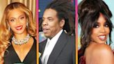 Beyoncé and More Support JAY-Z at 'The Harder They Fall' Premiere