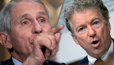 Fauci to Rand Paul: 'If anybody is lying here, Senator, it is you'