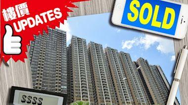 東涌昇薈兩天連錄5宗買賣 兩房935萬元售出