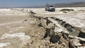 July's Ridgecrest Earthquakes Ruptured on at Least 24 Faults, New Research Shows