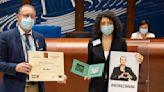 Jailed Belarus opposition leader wins European rights prize