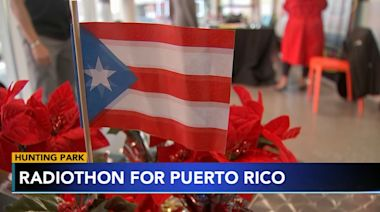 Philadelphia grassroots effort helps raise funds for Puerto Rico earthquake victims