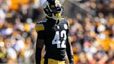 James Pierre was almost the Steelers hero for the second straight game