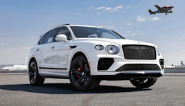 The Bentley Bentayga has been refreshed for 2021, and Omaze is giving one away
