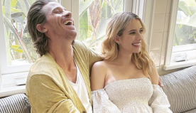 Emma Roberts Confirms She's Expecting a Baby Boy on Instagram