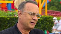 Tom Hanks, Tim Allen talk returning to Woody and Buzz Lightyear with 'Toy Story 4'