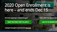 Just days left to enroll in Federal Insurance Marketplace for health care
