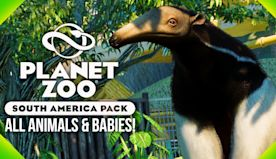 All The NEW Animals! And Their Babies! | Planet Zoo South America Pack Gameplay