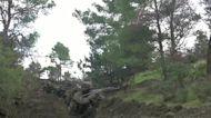 Algerian military seeks militants in mountain region