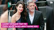 George Clooney Says Amal Took 20 Minutes to Accept His Marriage Proposal