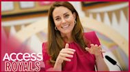 Kate Middleton Says She 'Can't Wait' To Meet Niece Lilibet: 'I Hope That Will Be Soon'