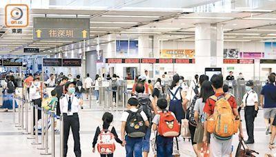 內地香港今探討通關 肯定本港「清零」形勢