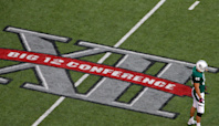 Texas, Oklahoma leaving Big 12 Conference as college football shake-up begins