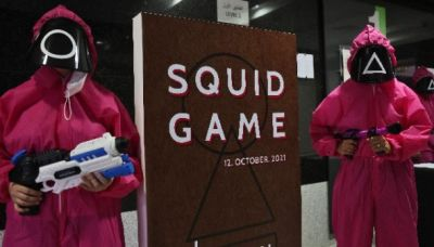 山寨版《魷魚遊戲》被罵爆 優酷急道歉(圖) - - 社會百態