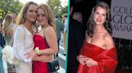 Brooke Shields' Daughter Rewears Mom's 1998 Golden Globes Dress To Prom: 'Proud Mama!'