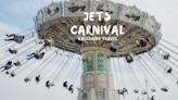 JETS Carnival 正宗歐美主題嘉年華巡迴來台!全台首座結合行動支付功能的遊樂園|高雄港7號碼頭