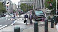 Trial of Giuliani associate Parnas starts in NYC