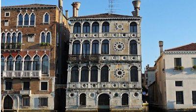 Ca' Dario, el palacio maldito de Venecia