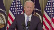 Biden selling $1.2 infrastructure bill as 'all paid for'