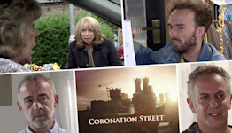Next week on 'Coronation Street': Toyah confronts love cheat Imran, plus David protects Max (spoilers)
