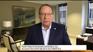 Huntington Bancshares CEO Sees Smaller Banks Consolidating