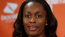 Maria Marino goes 1-on-1 with Hall-of-Famer Swin Cash | Game is Game