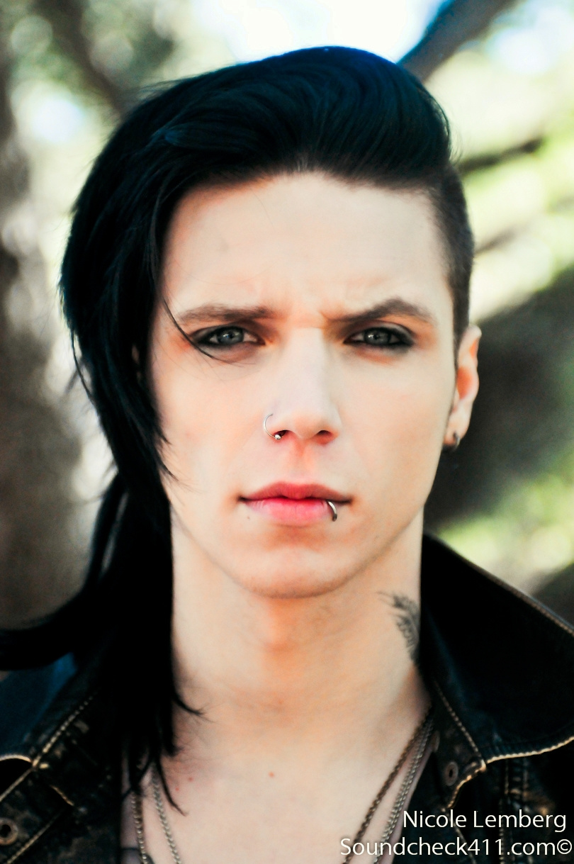 Andy Biersack No Makeup 2016 - Mugeek Vidalondon