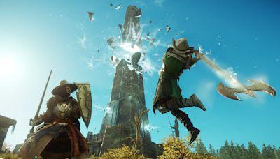 Amazon 的開放式 MMORPG《美洲新世界》終於上線了