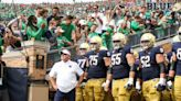 Notre Dame football stats: USC Week
