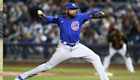 Cubs pitcher Jeremy Jeffress feeds coronavirus healthcare workers with food truck
