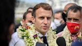 Macron declares 'debt' to French Polynesia over nuclear testing