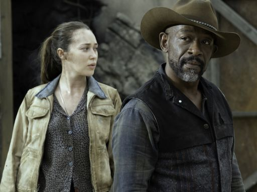 Fear the Walking Dead Recap: Yet Another One Bites the Dust