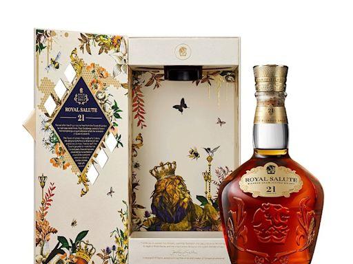 高年份威士忌之王 稀世調和穀物佳釀「王者之鑽」新星推出