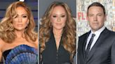 Jennifer Lopez and Ben Affleck Cuddle Up in Photo Booth Pic from Leah Remini's Birthday Party