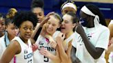 UConn women sharing roles, ball as they close in on Big East title