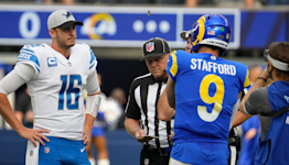 In winnable revenge game, Jared Goff showed exactly why the Rams dealt him to Lions for Matthew Stafford