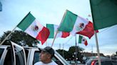 Celebrating Mexican Independence Day, Chicago-style, with car caravans and flag waving: 'It's a sense of belonging'