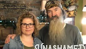 Duck Dynasty Patriarch Phil Robertson Introduces the World to His Long-Lost Daughter Phyllis